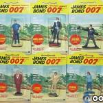 길버트의 60년대 007 피겨린 세트