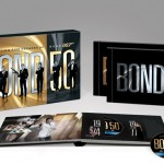 007 시리즈 50주년 블루레이 세트 상세 정보