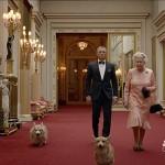 007과 함께 런던 올림픽 개막식에 나타난 영국 여왕