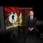 CBS '60분', 50주년 맞은 007 시리즈 보도