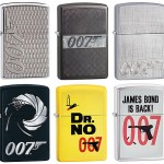 007 지포 라이터 출시